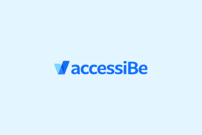 accessibe-logo accessiBe: Optimize for Accessibility Using AI Technology design tips