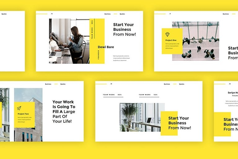 business-corporate-powerpoint-templates 30+ Best Business & Corporate PowerPoint Templates 2021 design tips