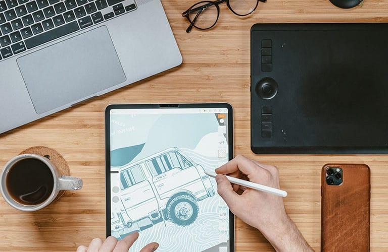 digital-drawing-1-768x500 5 Ways Designers Can Master Digital Drawing design tips