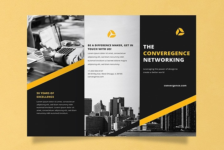 free-brochure-templates 20+ Free Brochure Templates for Word (Tri-Fold, Half Fold & More) design tips