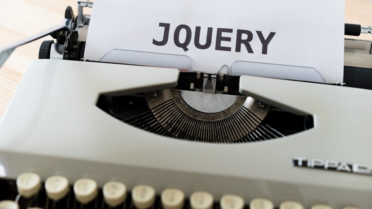 jquery-typewriter WordPress 5.6 Will Ship With Another Major jQuery Change design tips