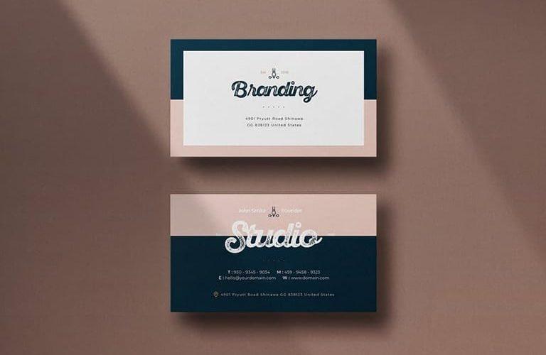 modern-business-card-templates-768x500 25+ Best Modern Business Card Templates 2021 (Word + PSD) design tips