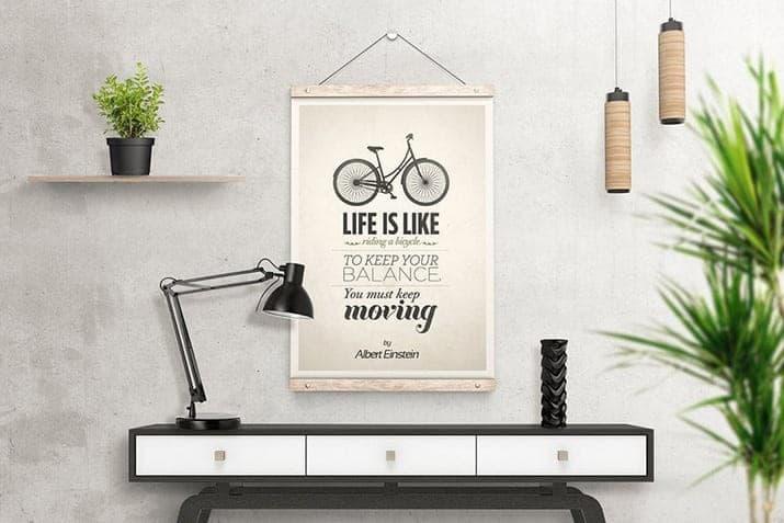 poster-mockup-templates 30+ Best Poster Mockup Templates 2021 design tips