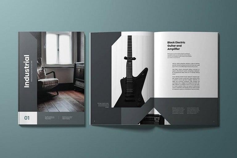 indesign-magazine-templates 30+ Best InDesign Magazine Templates 2021 (Free & Premium) design tips