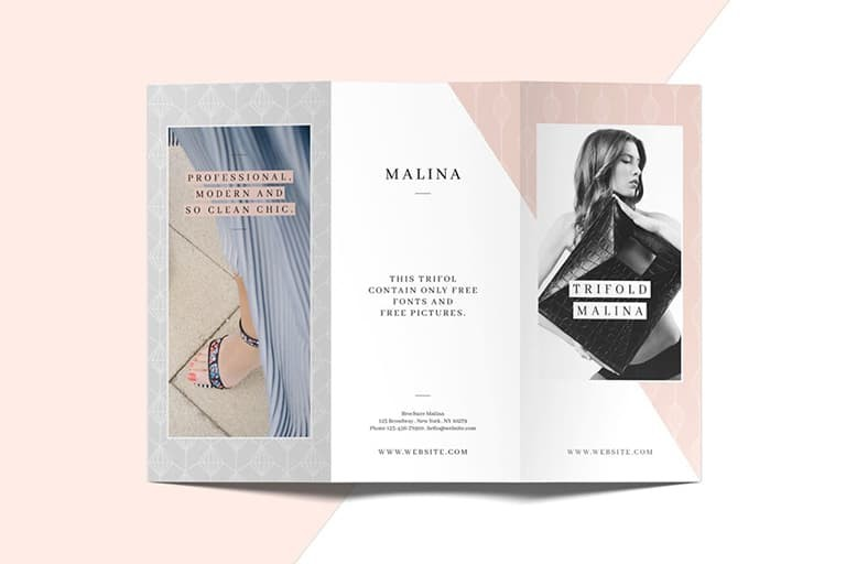 indesign-trifold-template 20+ Best InDesign TriFold Templates 2021 design tips