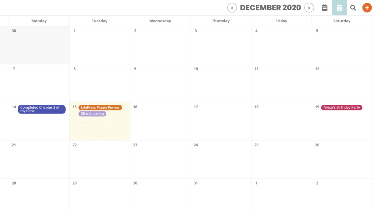 lifepress-featured Record and Track Past Events With the LifePress Calendar Plugin design tips