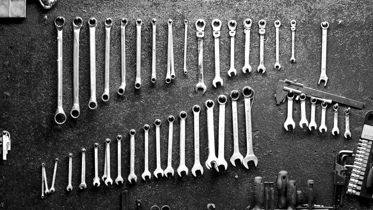 tools-grayscale G2 Components, a From-Scratch Reimagining of WordPress Components design tips