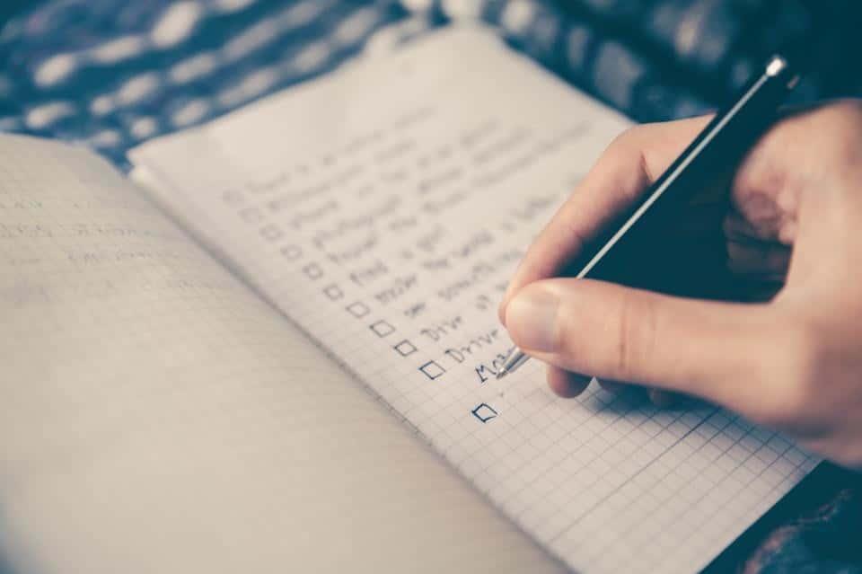 checklist WordPress Community Team Proposes Using a Decision Checklist to Restart Local Events design tips