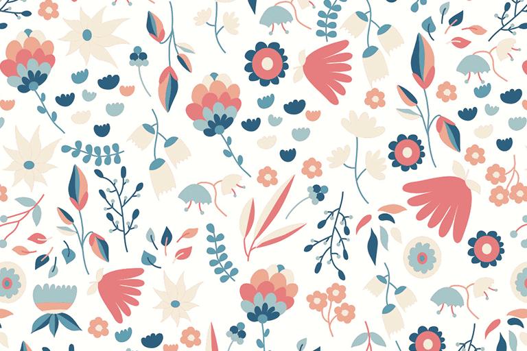 floral-flower-background 25+ Best Floral & Flower Background Textures 2021 design tips