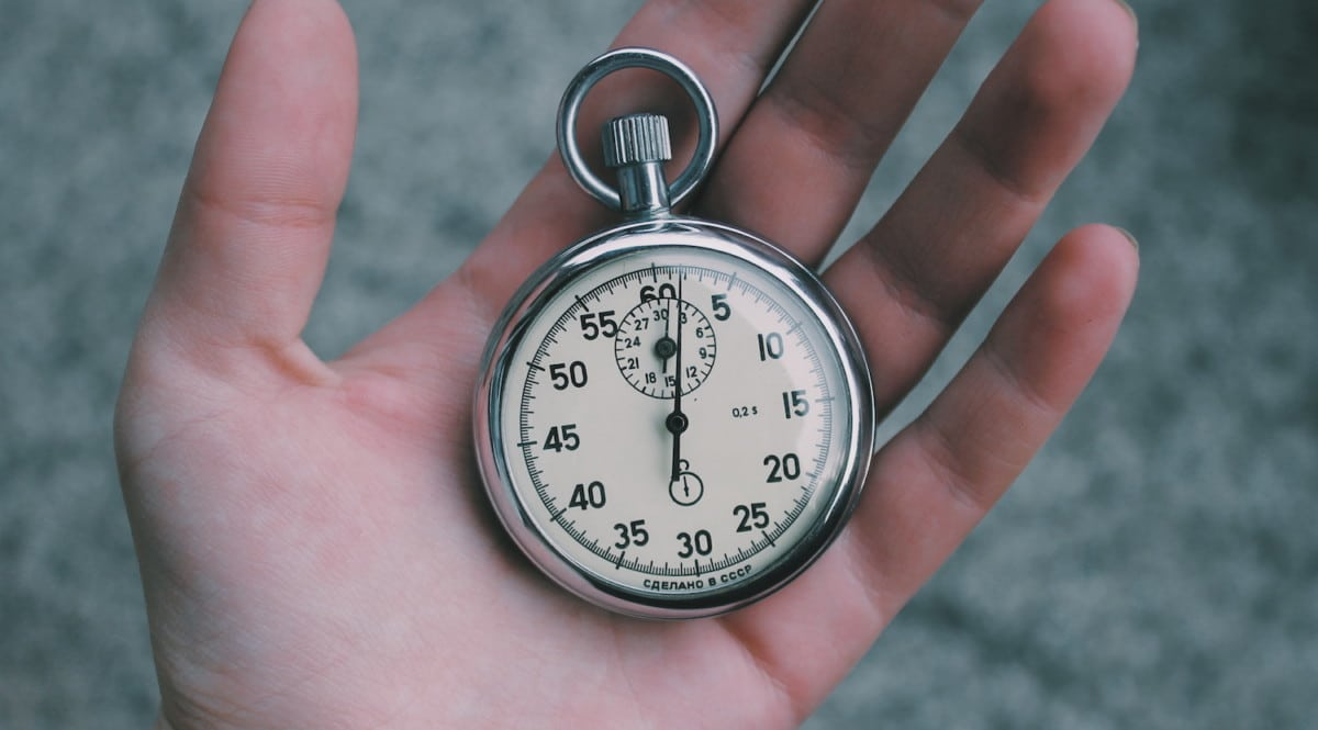 stopwatch Gutenberg's Faster Performance Is Eroding Page Builders' Dominance design tips