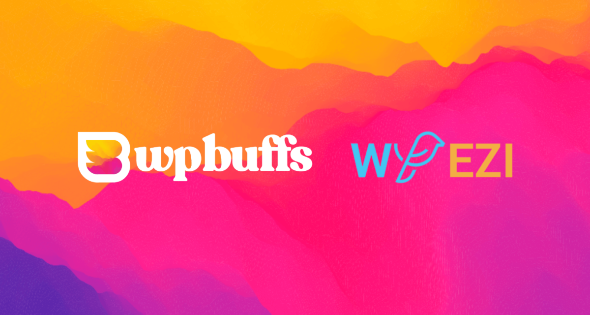 WP-Buffs-WP-EZI-announcement-featured-image WP Buffs Finalizes First Acquisition, Purchases WP EZI design tips