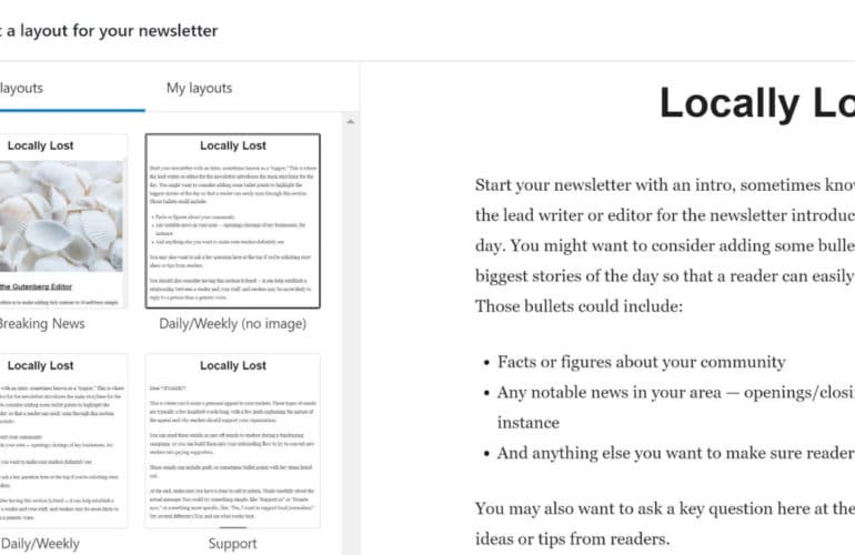 newspack-newsletters-featured-770x500 Newspack Newsletters Now Live in the WordPress Plugin Directory design tips
