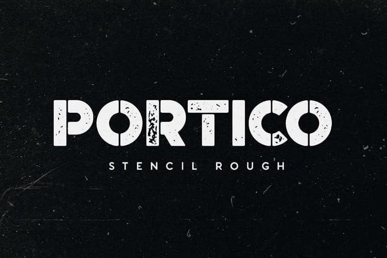 stencil-fonts 35+ Best Stencil Fonts design tips