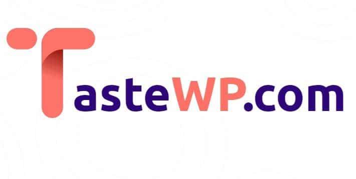 tastewp-logo TasteWP Spins Up Free WordPress Testing Sites in Seconds design tips