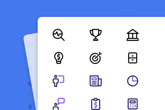 adobe-xd-icons 20+ Best Adobe XD Icons + Icon Sets (+ How to Add Them) design tips