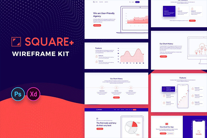 adobe-xd-wireframe-kit-tutorials 20+ Best Adobe XD Wireframe Kits (+ Wireframe Tutorials) design tips