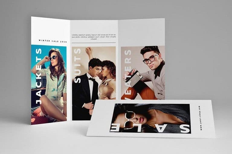 best-tri-fold-brochure-templates 40+ Best Tri-Fold Brochure Templates (Word & InDesign) 2021 design tips
