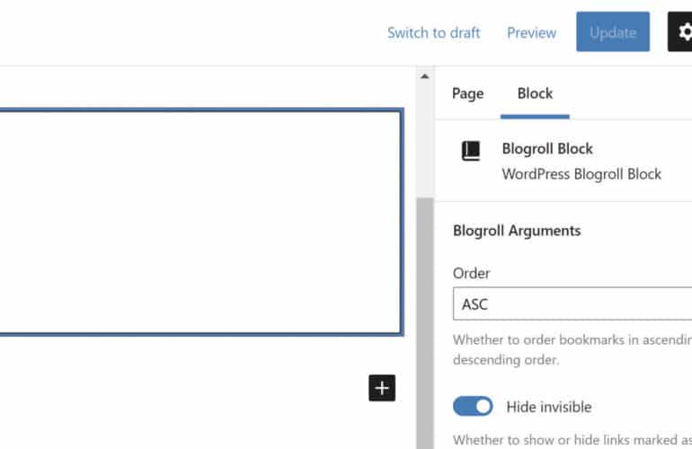 blogroll-block-featured-770x500 A Throwback To the Past: Introducing the Blogroll Block WordPress Plugin design tips