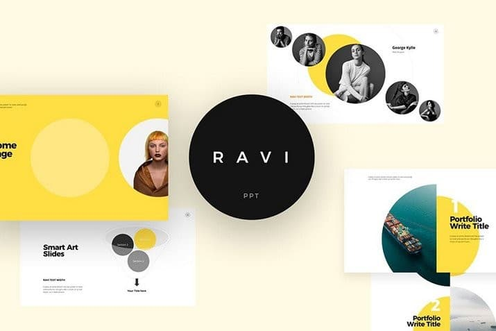 cool-powerpoint-templates 40+ Best Cool PowerPoint Templates (With Awesome Design) design tips