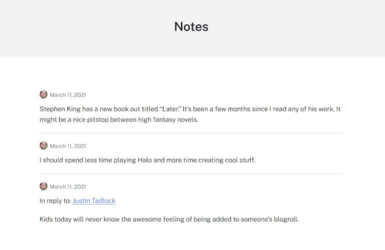 shortnotes-archive-770x500 Publish Text, Image, and Gallery Snippets With the Shortnotes WordPress Plugin design tips