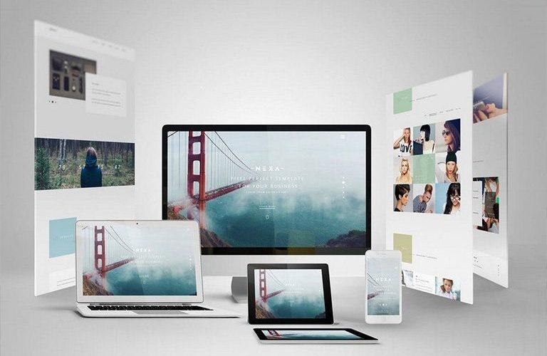 responsive-website-app-templates-768x500 30+ Best Responsive Website & App Mockup Templates design tips