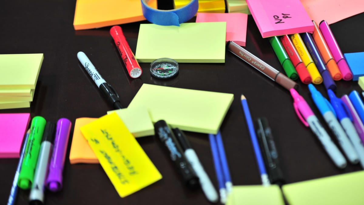 post-its-and-pens Upgrade Your Publishing Flow with the Post Descriptions WordPress Plugin design tips