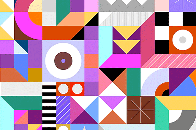 abstract-art-trend Design Trend: Abstract Art Compositions design tips