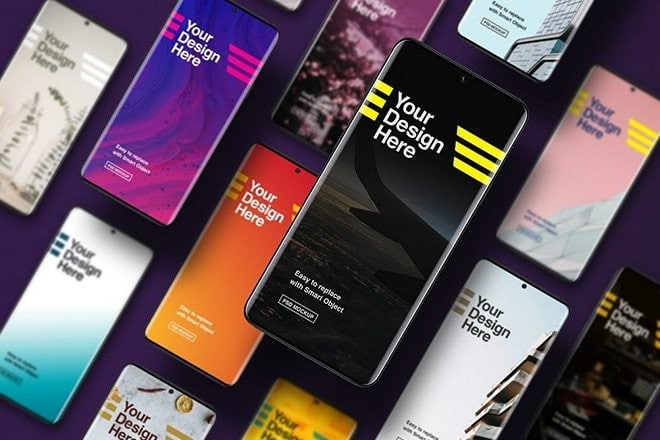 android-mockups-phone-tablet 25+ Best Android Phone & Tablet Device Mockups (Free & Pro) design tips