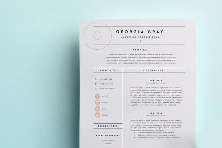 freelance-work-on-resume How Do You List Freelance Work on Your Resume? (We Have the Answer) design tips