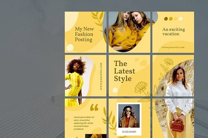 instagram-grid-template Instagram Grid Templates: 10 Examples + Tips design tips