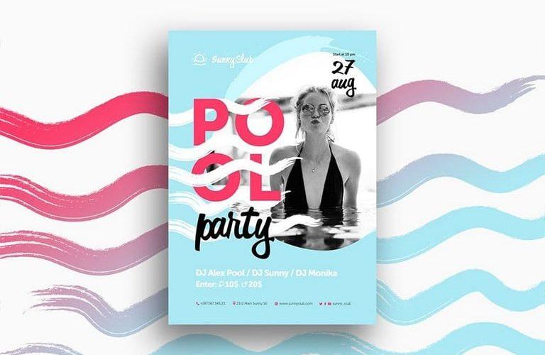 party-club-flyer-templates-768x500 25+ Best Club Flyer Templates design tips