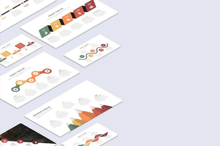 powerpoint-roadmap-templates 18+ Best PowerPoint Roadmap Templates 2021 design tips
