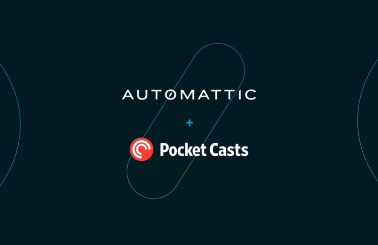 a8c-pocket-casts-post-new-770x500 Popular Podcast App Pocket Casts Joins Automattic WordPress