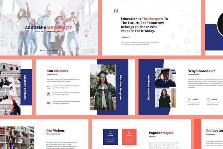 best-educational-ppt-templates 25+ Best Educational PPT (PowerPoint) Templates for Teachers design tips