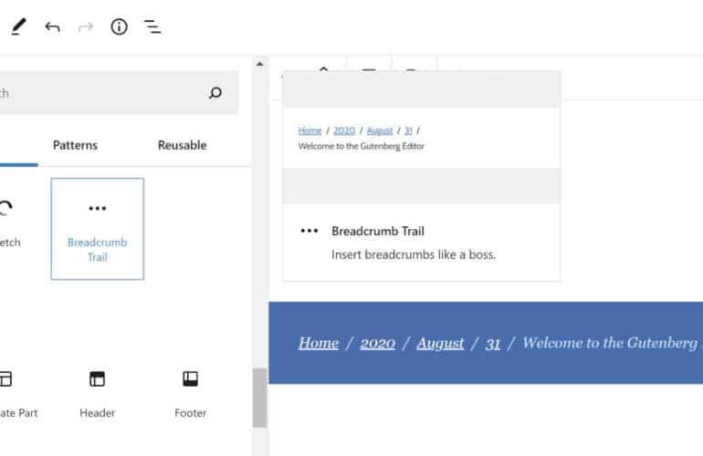 breadcrumbs-featured-770x500 Taking the Leap: Building My First WordPress Block Plugin design tips