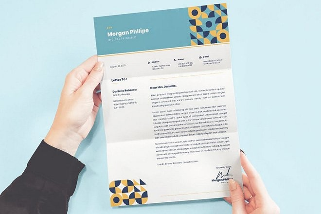 cover-letter-templates-word 20+ Best Cover Letter Templates & Docs for MS Word design tips