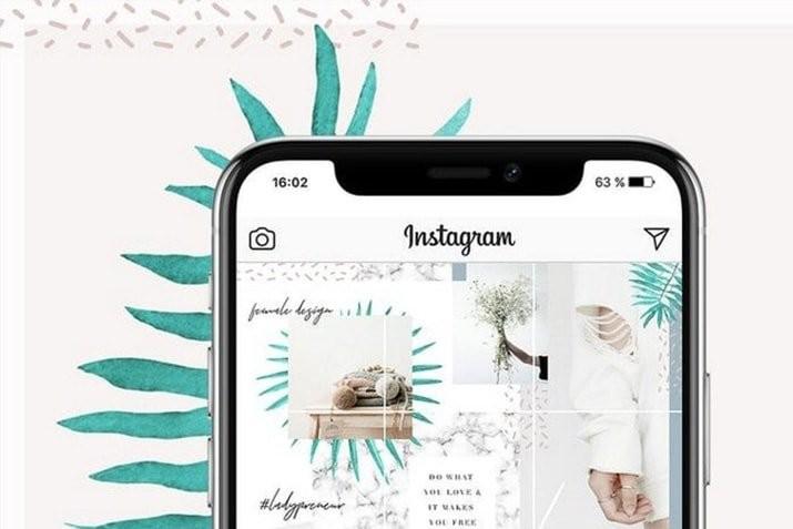 instagram-layout-ideas 20+ Unique Instagram Layout Ideas & Concepts design tips