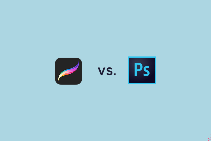procreate-vs-photoshop Procreate vs. Photoshop: Should You Make the Switch? design tips