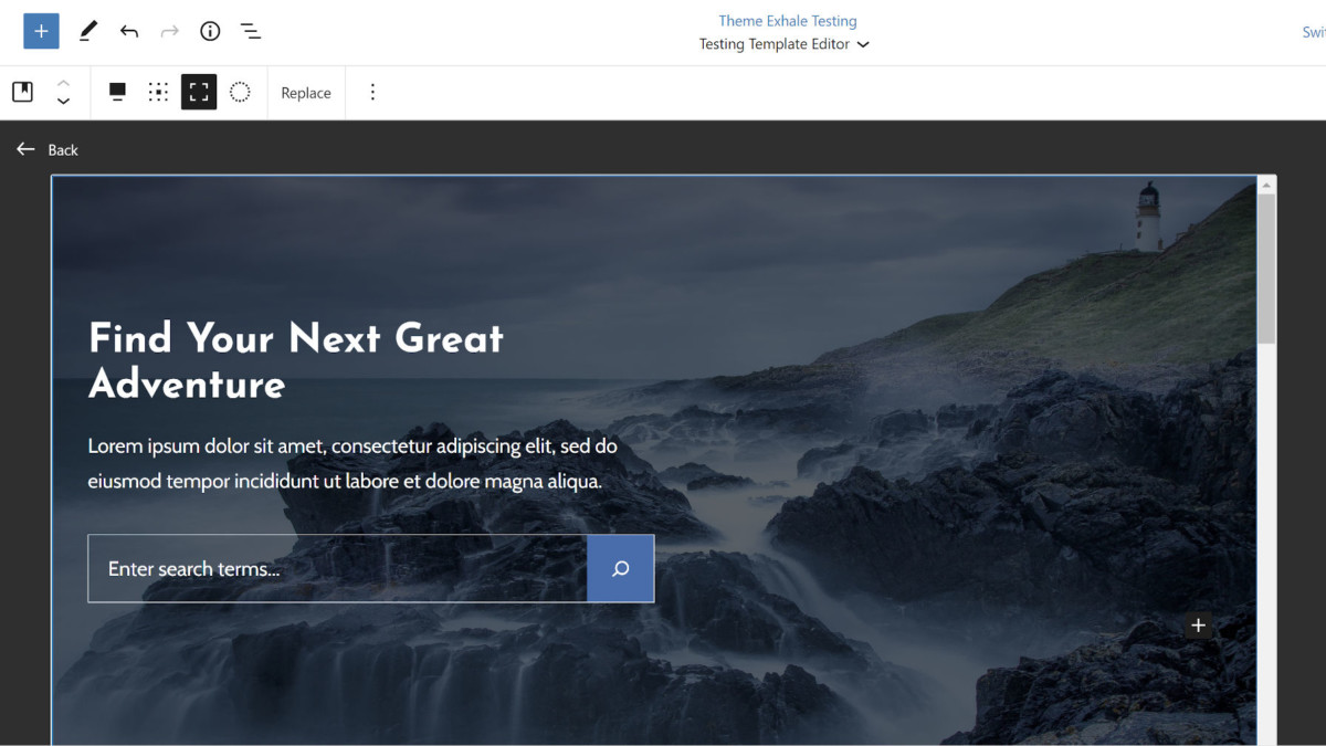 template-editor-featured Getting To Know the Upcoming WordPress 5.8 Template Editor design tips