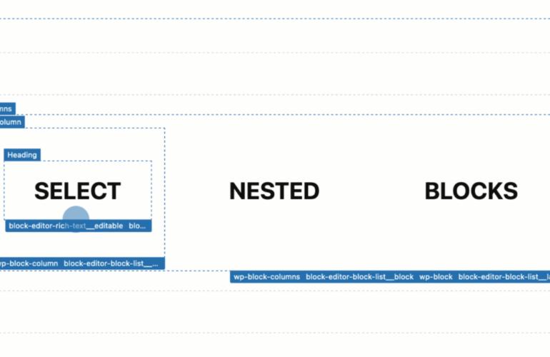 wayfinder-770x500 Identify and Select Blocks via the Wayfinder WordPress Plugin design tips