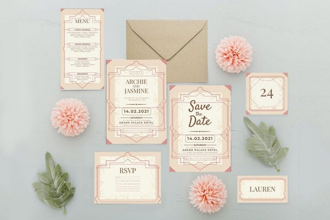 wedding-color-schemes 10 Best Wedding Color Schemes for Invitations & Stationery (+ Examples) design tips