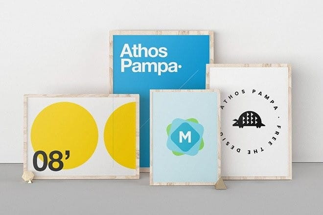 free-poster-mockup-templates 20+ Best Free Poster Mockup Templates 2021 design tips