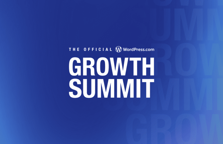 logo-only-_no-dates-770x500 Meet the Customers We're Featuring at the WordPress.com Growth Summit WordPress