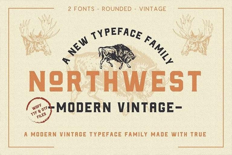 best-vintage-fonts 35+ Best Vintage Fonts design tips