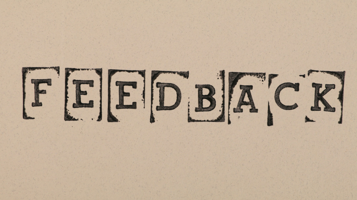 feedback-typewriter WordPress Contributors Actually Do Listen to Feedback and Engage With the Community design tips