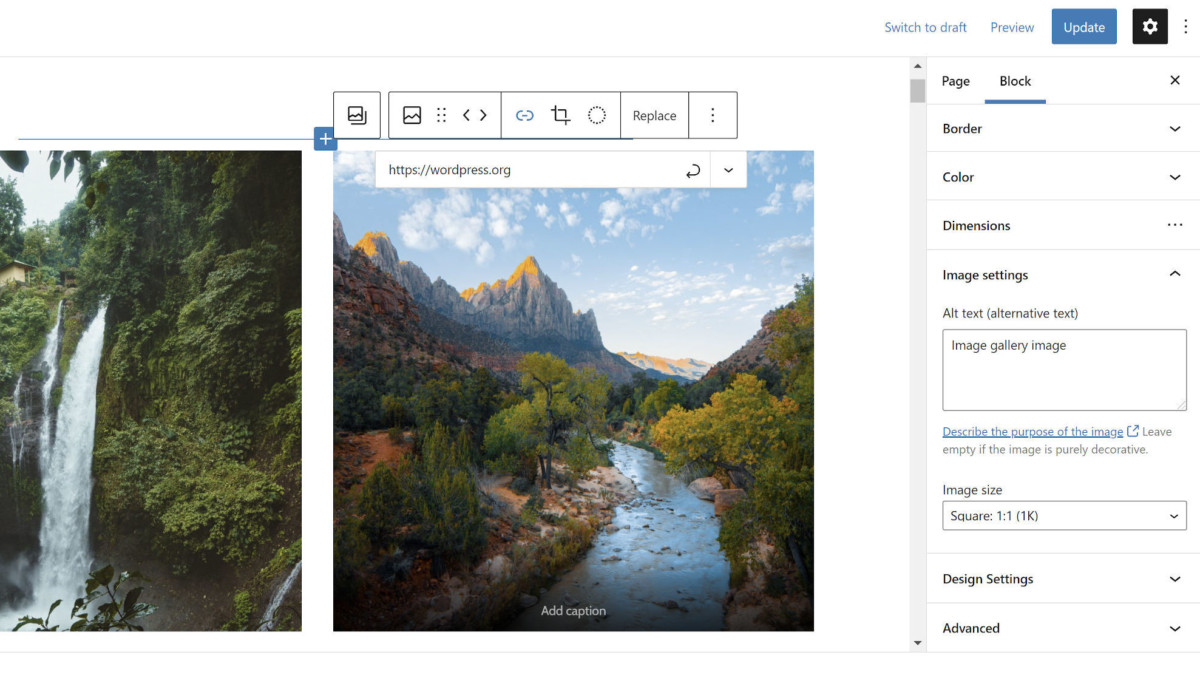 gb-11.4 Gutenberg 11.4 Overhauls Galleries, Adds Axial Padding for Buttons, and Lays Groundwork for Global Spacing design tips