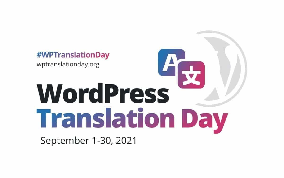 image-1 Join us for WordPress Translation Day Global Events in September 2021 WPDev News