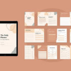 monthly-planner-template-140x140 20+ Best Meal & Workout Planner Templates 2021 design tips