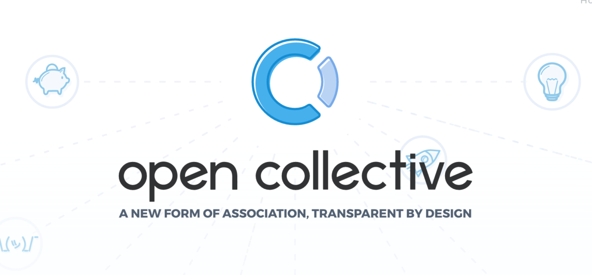 open-collective Open Collective Launches New Way to Support Open Source through Public Stock Shares design tips