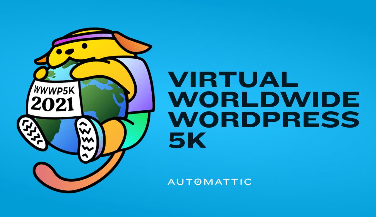worldwide-wordpress-5K Worldwide WordPress Virtual 5K Set for October 1-30, 2021 design tips